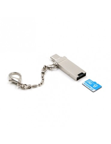 New Mini Type-C to TF / Micro SD USB Connector