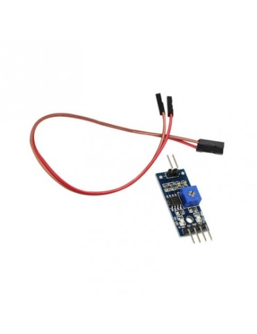 Soil Moisture Meter Detection Module Robot Intelligent Car Sensor