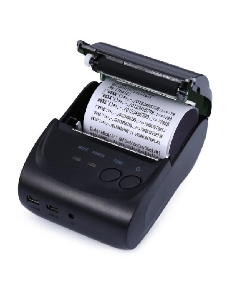 ZJ - 5802LD Bluetooth 2.0 3.0 4.0 58mm Thermal Receipt Printer